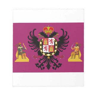 Bandera de Toledo (España) Libreta Para Notas
