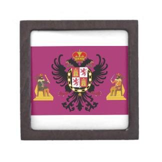 Bandera de Toledo (España) Cajas De Regalo De Calidad