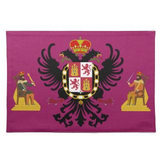 Bandera de Toledo (España) Mantel Individual