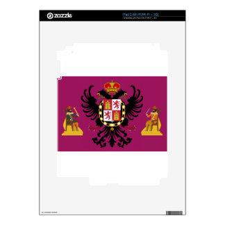Bandera de Toledo (España) Skin Para El iPad 2