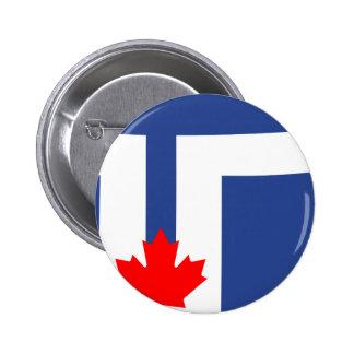 Bandera de Toronto Pin