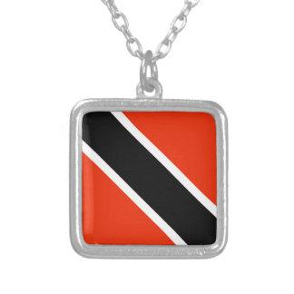 Bandera de Trinidad and Tobago Pendiente
