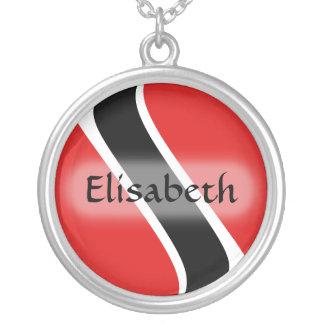 Bandera de Trinidad and Tobago + Collar conocido