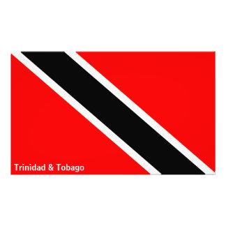 Bandera de Trinidad and Tobago Fotografías