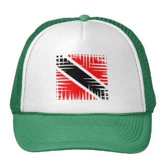 Bandera de Trinidad and Tobago Gorro De Camionero