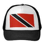 Bandera de Trinidad and Tobago Gorros Bordados