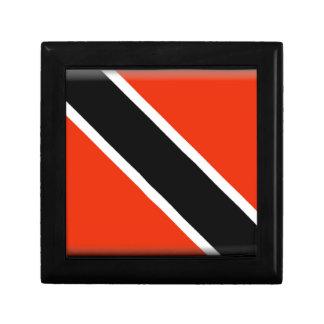 Bandera de Trinidad and Tobago Caja De Recuerdo