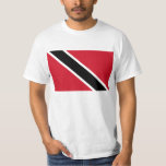 Bandera de Trinidad and Tobago Playera