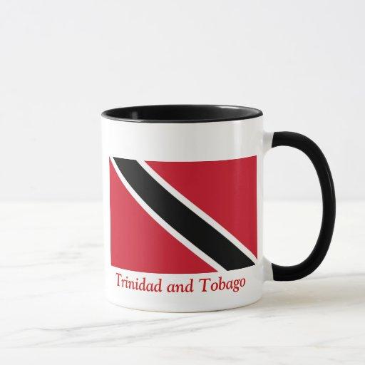 Bandera de Trinidad and Tobago Taza