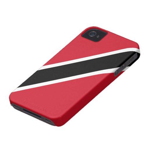 Bandera de Trinidad Trinidad y Tobago Carcasa Para iPhone 4