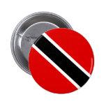Bandera de Trinidad Trinidad y Tobago Pin