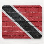 Bandera de Trinidad Trinidad y Tobago Tapetes De Raton