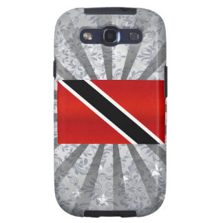 Bandera de Trinidad y Tobago pelada moderna Galaxy SIII Carcasa