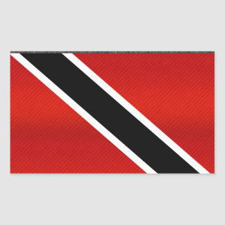 Bandera de Trinidad y Tobago pelada moderna Rectangular Altavoces