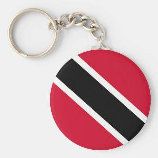 Bandera-de-Trinidad-y-Trinidad y Tobago Llaveros Personalizados