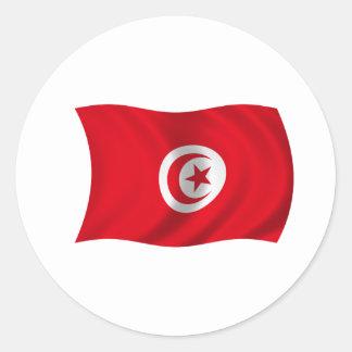 Bandera de Túnez Etiquetas