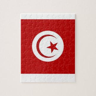 Bandera de Túnez Puzzle
