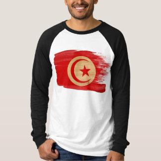 Bandera de Túnez Remera