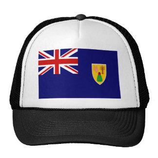 Bandera de Turks and Caicos Islands Gorras
