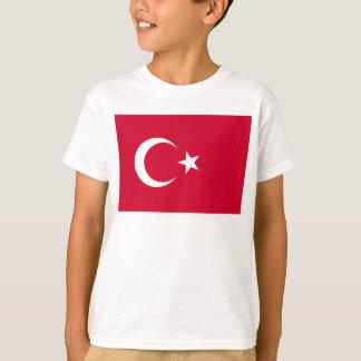 Bandera de Turquía Polera