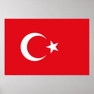 Bandera de Turquía, Trinidad and Tobago Impresiones