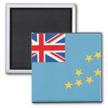 Bandera de Tuvalu Imán De Frigorifico