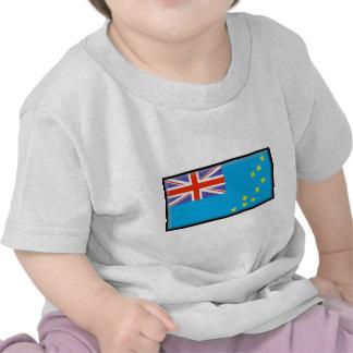 Bandera de Tuvalu Camiseta