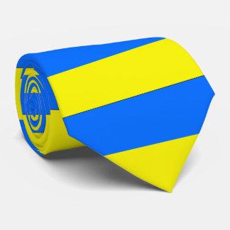 Bandera de Ucrania Corbata