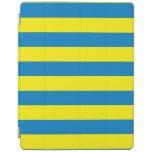 Bandera de Ucrania Cover De iPad