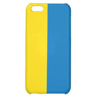 bandera de Ucrania del caso del iPhone 4