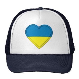 Bandera de Ucrania Gorros