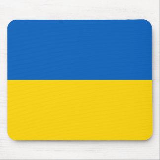 Bandera de Ucrania Mousepad