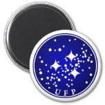 Bandera de UFP Iman De Frigorífico