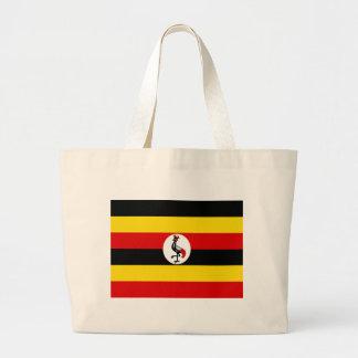 Bandera de Uganda Bolsas De Mano