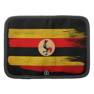 Bandera de Uganda Planificador