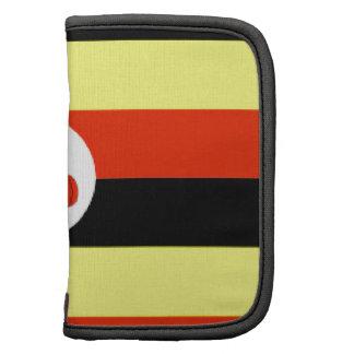 Bandera de Uganda Organizadores
