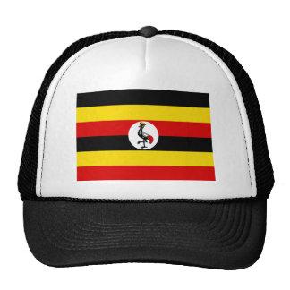 Bandera de Uganda Gorro