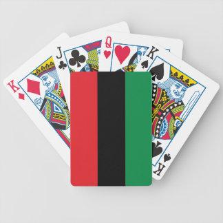 Bandera de UNIA Baraja Cartas De Poker