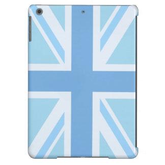 Bandera de unión/azules del diseño de Jack Funda Para iPad Air