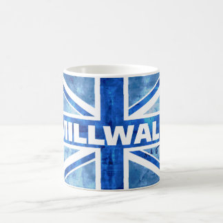 Bandera de unión de Millwall Taza