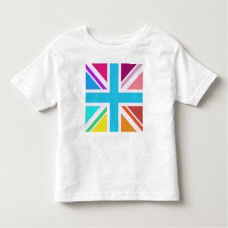 Bandera de unión/diseño del cuadrado de Jack - Playera De Bebé