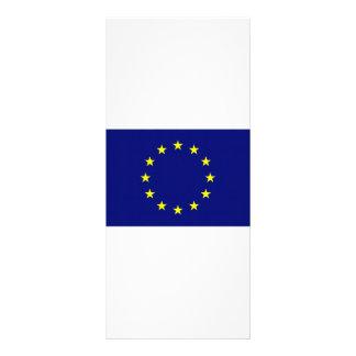 Bandera de unión europea lona