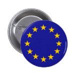 Bandera de unión europea pins
