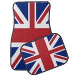 Bandera de Union Jack Británicos Alfombrilla De Coche