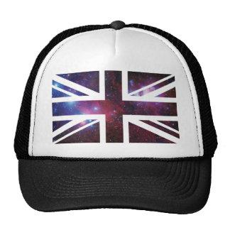Bandera de Union Jack Británicos (Reino Unido) de  Gorro De Camionero