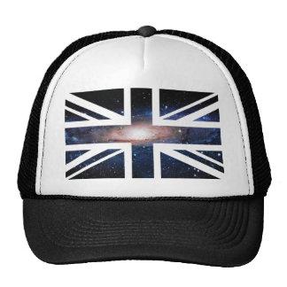 Bandera de Union Jack Británicos (Reino Unido) de  Gorra