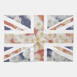 Bandera de Union Jack Británicos (Reino Unido) de  Toallas De Mano