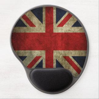 Bandera de Union Jack de Inglaterra Reino Unido Alfombrillas De Raton Con Gel