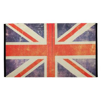 Bandera de Union Jack del vintage