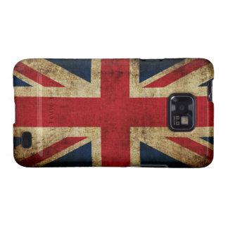 Bandera de Union Jack Samsung Galaxy S2 Funda